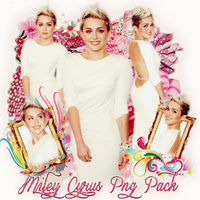 Pack png 247 Miley Cyrus by MichelyResources