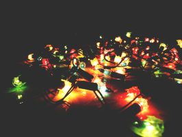 Lights. by isatere