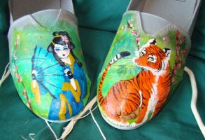 Tiger Heart by ChumpShoes