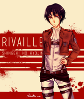 Rivaille by Nadeine