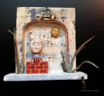 Assemblage: Humpty D. by bugatha1