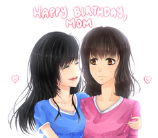 Happy Birthday, Mom! by Neyuchi