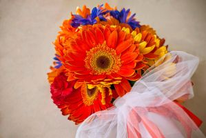 Bouquet by cheslah