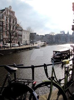 i amsterdam . by Conguita
