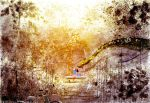 On my lunch breaks, I  read stories to old friends by PascalCampion