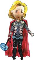 Request: Thor Cutout by flickawhite