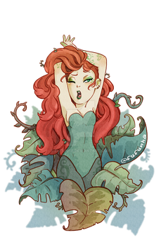 Poison Ivy by Fufunha