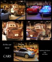 Pixar's Cars by johnnytheHM