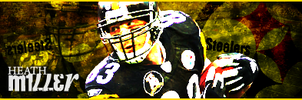 Heath Miller forum signature by adaam8