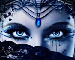 The Arabic Eye by annemaria48