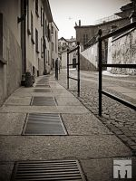 Walk to the Castle | Rivoli by Ragnarokkr79