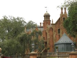 Have You Ever Seen a Haunted House... well Mansion by Ryan-Skrzypek