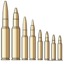 Saboted Ammunition (APDS Rounds) by Scarlighter