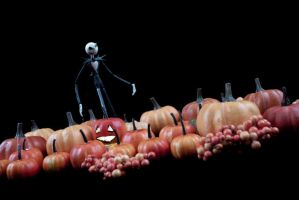 He IS the Pumpkin King.... by SalemCrow
