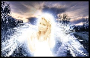 angels among us by a2head