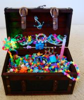 Raver's Treasure Beads 4 Sale by NatashaVi