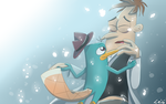 Perry and Doofenshmirtz - And I'm home by Leibi97