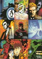 Sketch Cards of Doom by KidNotorious