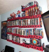 Donkey Kong Shelves 11 by devastator006