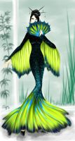 Betta Splendens by Eldaranel-Arquendi