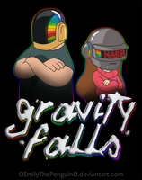 Gravity Punk by OEmilyThePenguinO