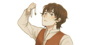 dAmuro: Frodo by mixed-blessing