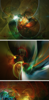 Full Color series by luisbc