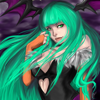 Morrigan by Ys-izm