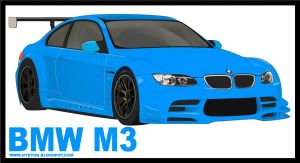 BMW m3 by mobber