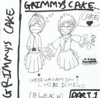 Grimmy's Cake - Part I by misfitmosher