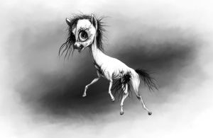 Grudge Horse by verulence