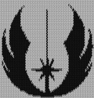 Jedi Order Maille Inlay Pattern by Tarliman