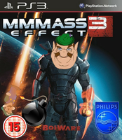 MMMass Effect 3 by Meleemario364