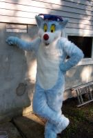 My new fursuit by Scurrow