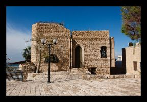 Old Jaffa by thelizardking25