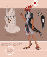 Akarion Auction Adopt: NUDITY! (CLOSED) by Yuroboros
