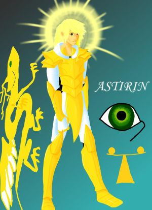 Astirin, God of Law