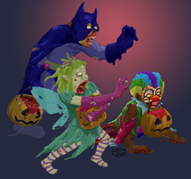 Happy Halloween 09 by corvis9