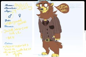 EH Application~Angus by bedheadd