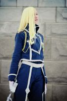 Olivier Armstrong cosplay3 by NorthernPrincess