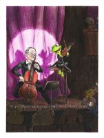 Muppet Commission by CrackpotComics