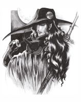 Vampire Hunter D by shadowkeeper1327