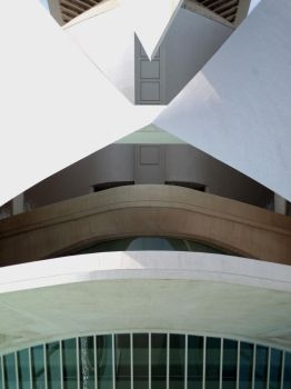 Valencia - City or art and science 3 by crezo