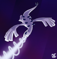 Lugia by wingedphantasy