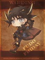 Fudo Friday - 01 by UmbralHorror