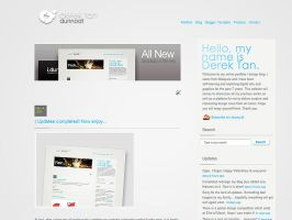 dunnodt - New Blogger Design by dunnodt