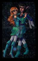 Elvin Dance by icyookami