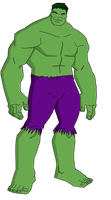The Hulk by jsenior