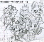 Them Wonderlanders Again by Achird