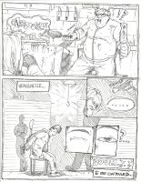 Comic Page 35_Apocalyptic Twist of Fate by PatrickOlsen